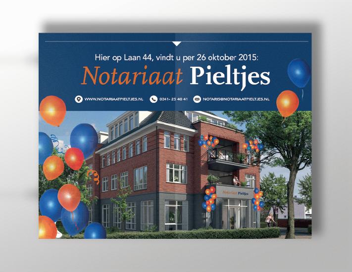 Bekijk hier het project: Notariaat Pieltjes
